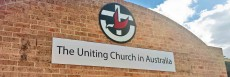 Uniting Church signage