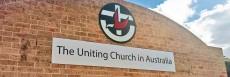 Uniting Church signage
